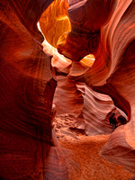 My Good Buddy at Antelope Canyon Az.