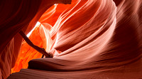Slot Cayon at Antelope Canyon Lower